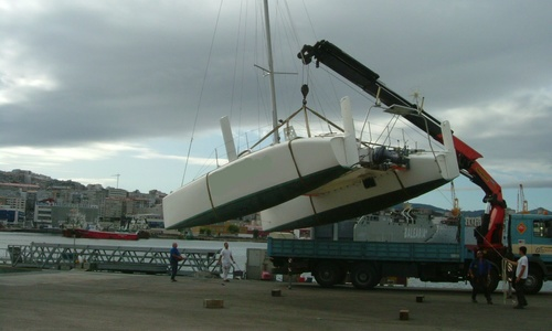 Image of 1998 Dazcat 9.2m Open Bridgedeck - For Sale for sale in France for €52,500 (£47,582) North, France