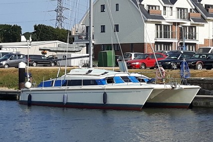1980 PROUT SNOWGOOSE 37 - Withdrawn for sale in United Kingdom for £45,000
