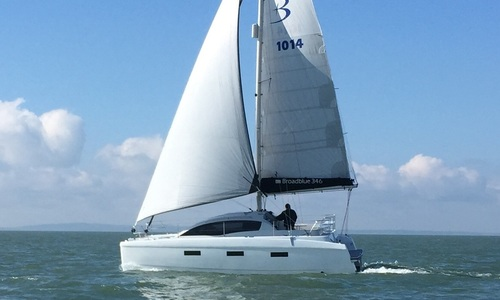 Image of 2018 BROADBLUE 346 (SHARED OWNERSHIP) - For Sale for sale in Portugal for £31,500 Portugal
