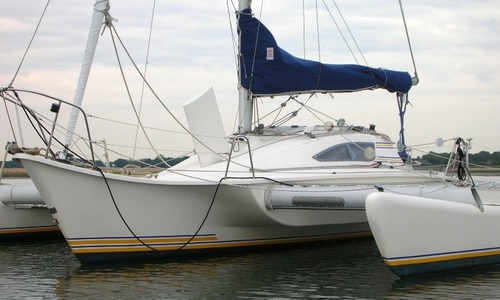 Image of 1991 Freely Europe - For Sale for sale in United Kingdom for £25,950 Emsworth, United Kingdom