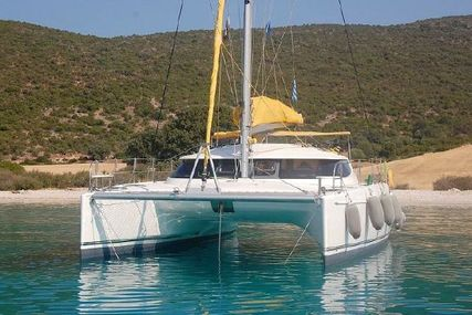 Fountaine Pajot Lavezzi 40 for sale in Greece for €165,000 (£143,455)