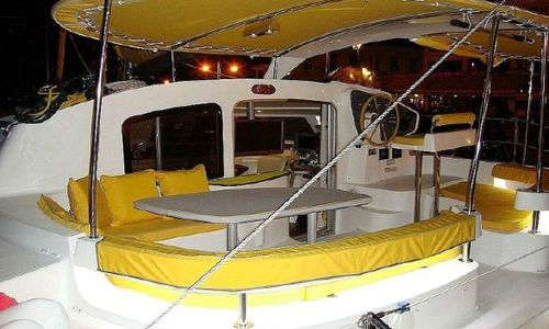 Image of Fountaine Pajot Lavezzi 40 for sale in Greece for €165,000 (£142,915) Greece