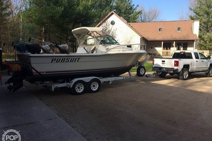 Pursuit 2350 S2 for sale in United States of America for $16,650 (£13,305)