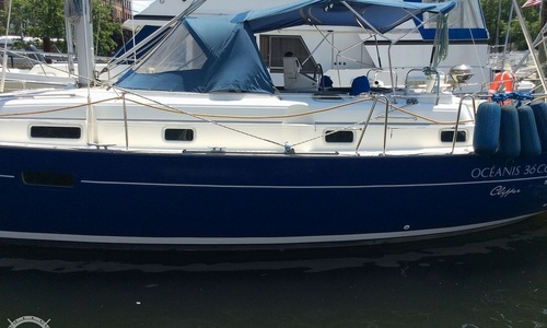 Image of Beneteau Oceanis 36 CC for sale in United States of America for $64,900 (£46,742) West Haverstraw, New York, United States of America