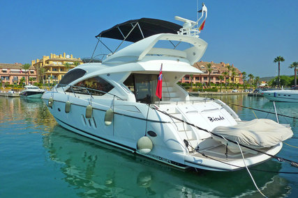 Sunseeker Manhattan 60 for sale in Spain for €495,000 (£426,144)