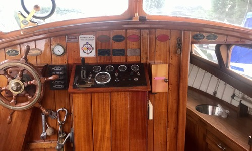 Image of Richmond Slipways centre cockpit cabin cruiser for sale in United Kingdom for £19,950 Henley on Thames, United Kingdom