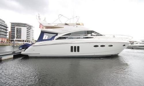 Image of Princess 50 Mk3 for sale in United Kingdom for £399,999 Chichester, United Kingdom