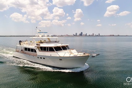 Marlow 78E Explorer for sale in United States of America for $1,750,000 (£1,401,794)
