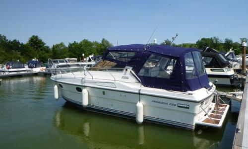 Image of Princess 286 Riviera for sale in United Kingdom for £29,950 Chertsey, United Kingdom