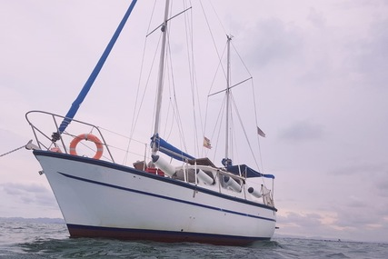 Rodman Motorsailer for sale in Spain for €15,000 (£13,509)