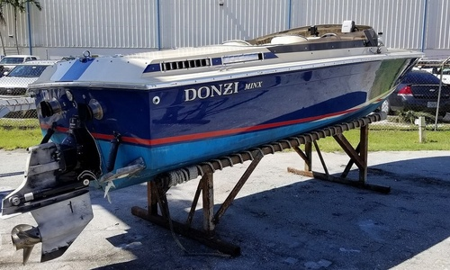 Image of Donzi Minx for sale in United States of America for $19,750 (£15,291) Lake Worth, Florida, United States of America