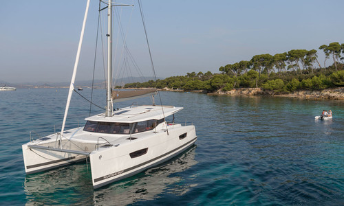 Image of Fountaine Pajot Lucia 40 for sale in France for €432,000 (£391,233) PORNICHET, PORNICHET, France