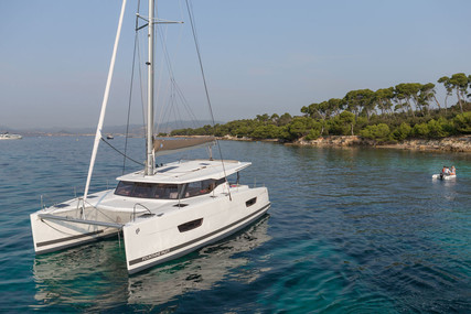Fountaine Pajot Lucia 40 for sale in France for €432,000 (£386,729)