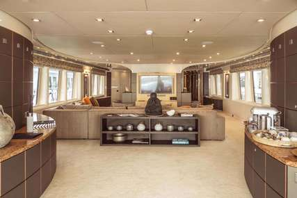 DALOLI for charter from €115,000 / week