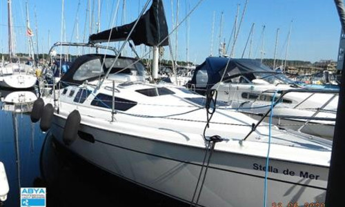 Image of Hunter 326 for sale in United Kingdom for £34,950 Chatham, Royaume Uni, United Kingdom