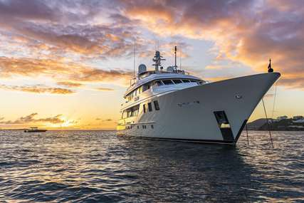 PURE BLISS for charter from $150,000 / week