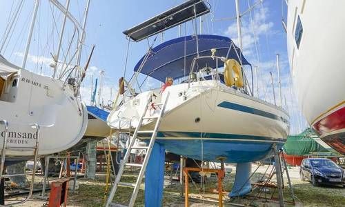 Image of Bavaria Yachts 41 Holiday for sale in Greece for €39,950 (£36,619) Lefkas, , Greece
