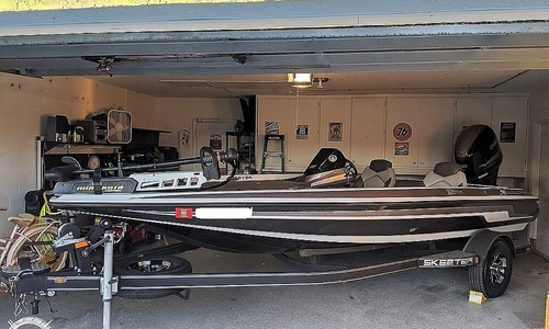 Image of Skeeter ZX190 for sale in United States of America for $33,000 (£25,623) Venice, Florida, United States of America