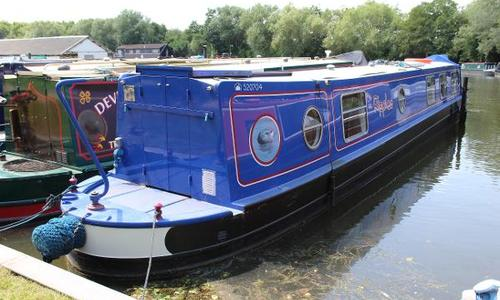 Image of Kingsground 51' Hybrid Narrowboat for sale in United Kingdom for £89,950 Pyrford, United Kingdom
