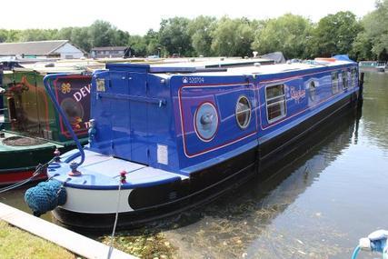 Kingsground 51' Hybrid Narrowboat for sale in United Kingdom for £89,950