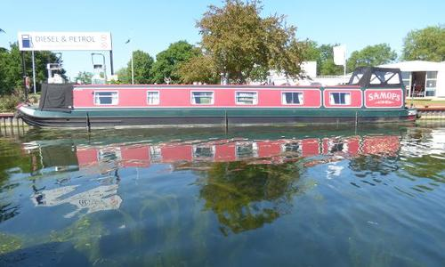 Image of Narrowboat MIDWAY 58 for sale in United Kingdom for £64,500 Wyton, United Kingdom