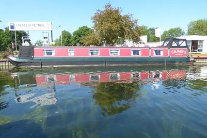 Narrowboat MIDWAY 58 for sale in United Kingdom for £64,500