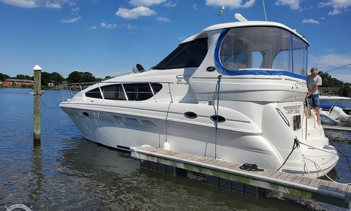 Image of Sea Ray 390 for sale in United States of America for $159,000 (£121,161) Neptune, New Jersey, United States of America