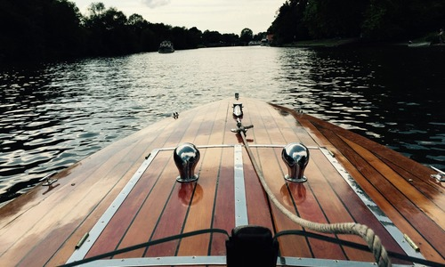 Image of Andrews Slipper Stern Launch for sale in United Kingdom for £32,250 Kingston upon Thames, United Kingdom