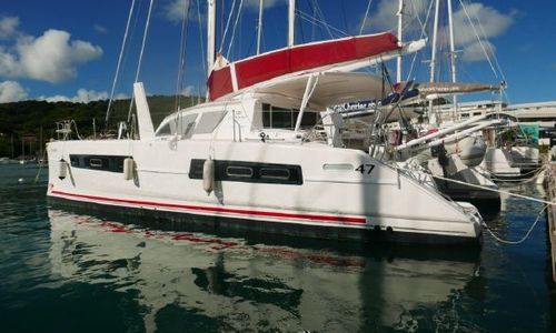 Image of 2011 CATANA 47 - Sold for sale in  for €380,000 (£348,320) Caribbean,