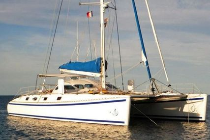 2001 OUTREMER 50 LIGHT - For Sale for sale in United States of America for €295,000 (£264,091)