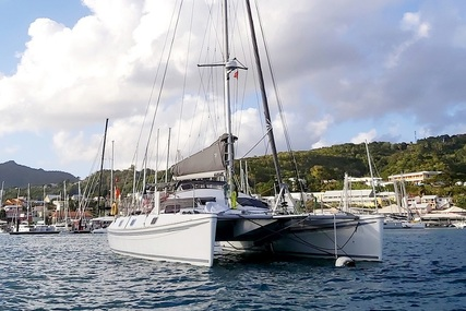 2002 OUTREMER 45 - Sold for sale in  for €325,000 (£290,948)