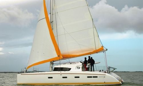 Image of 2011 NAUTITECH 441 - Sold for sale in  for €299,000 (£274,073) Caribbean,