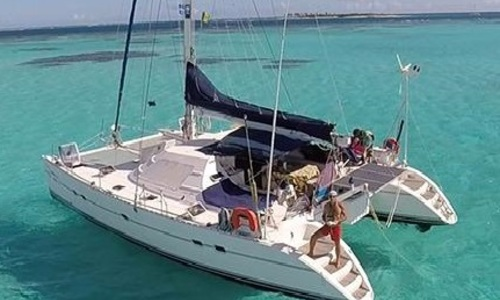 Image of 1993 Lagoon 47 - Sold for sale in Martinique for €175,000 (£157,643) Le Marin, , Martinique