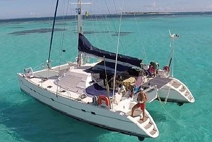 1993 Lagoon 47 - Sold for sale in Martinique for €175,000 (£159,030)