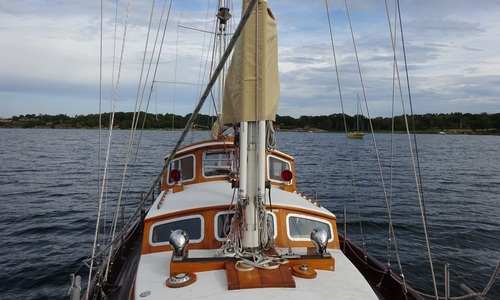 Image of Custom Laurent Giles Dorus Mhor Ketch for sale in United Kingdom for £125,000 Cardiff, United Kingdom