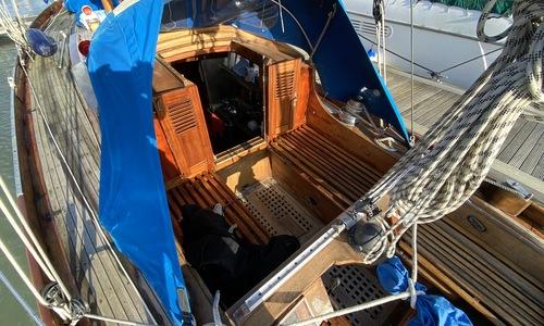 Image of Custom Knud Reimers Bermudan Sloop for sale in United Kingdom for £49,000 Hants, United Kingdom
