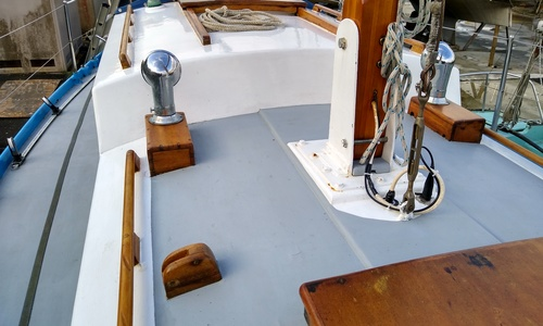 Image of Custom Falmouth Pilot 6 ton for sale in United Kingdom for £6,250 Devon, United Kingdom
