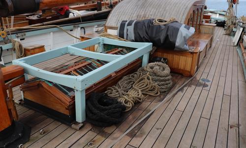 Image of Custom Brixham Sailing Trawler for sale in United Kingdom for £180,000 Devon, United Kingdom