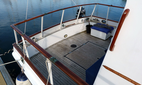 Image of Custom Grand Banks 32 for sale in United Kingdom for £42,500 ($60,071) Scotland, United Kingdom