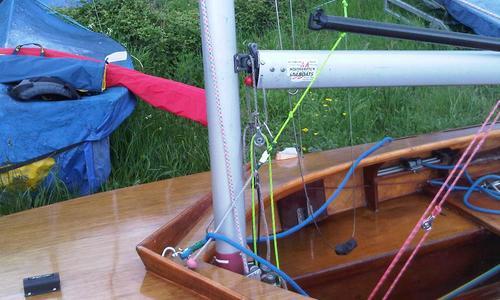 Image of Custom Uffa Fox Swordfish sailing dinghy for sale in United Kingdom for £1,250 Norfolk, United Kingdom