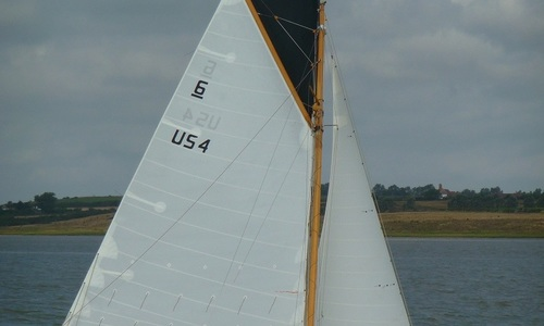 Image of Custom Herreshoff 6 Meter for sale in United Kingdom for £25,000 Kent, United Kingdom