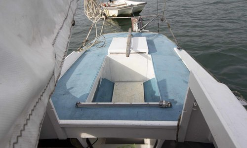 Image of Custom Laurent Giles Columbia Class sloop for sale in United Kingdom for £1,750 Falmouth, United Kingdom