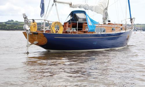 Image of Custom Alan Buchanan Bermudan Sloop for sale in United Kingdom for £29,500 Plymouth, United Kingdom