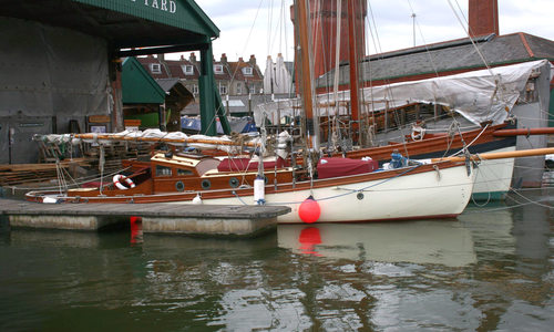 Image of Custom William Anderson Gaff Cutter for sale in United Kingdom for £43,000 North Wales, United Kingdom