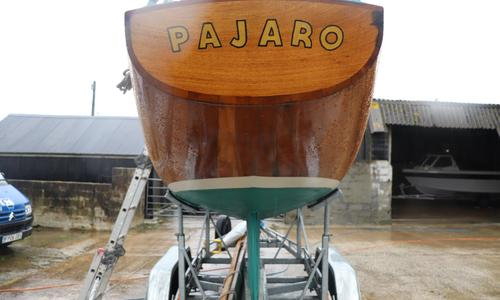 Image of Custom Varnished Classic Dayboat for sale in United Kingdom for £10,950 Cornwall, United Kingdom