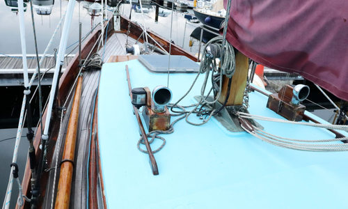 Image of Custom Laurent Giles Rambler Class for sale in United Kingdom for £23,000 Isle of Wight, United Kingdom