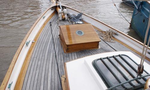 Image of Custom Starling Burgess Bermudan cutter for sale in United Kingdom for £65,000 Gloucester, United Kingdom