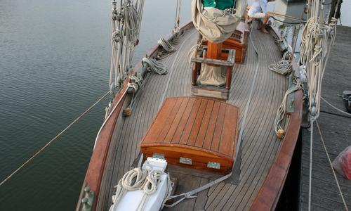 Image of Custom 41' Gaff Cutter for sale in United Kingdom for £44,000 Hants, United Kingdom