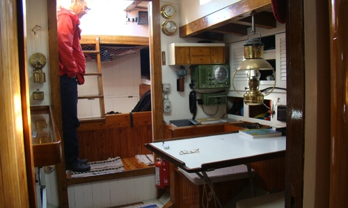 Image of Custom Colin Archer bermudan cutter for sale in United Kingdom for €58,000 (£50,483) Germany, United Kingdom