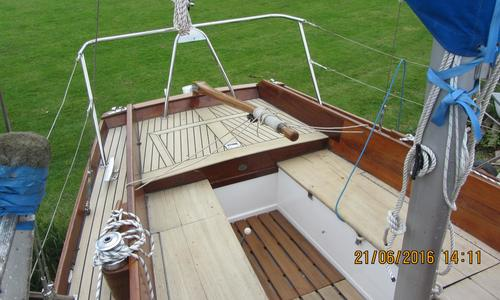 Image of Custom Kim Holman Sovereign ketch for sale in United Kingdom for £20,000 Essex, United Kingdom